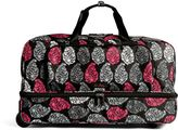 Vera Bradley Large Wheeled Duffel Bag