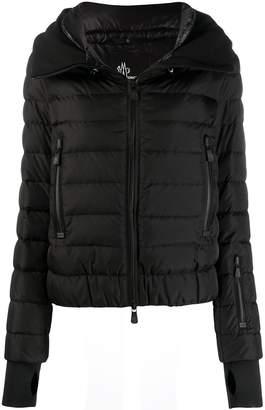 Moncler padded long sleeve jacket