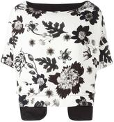Antonio Marras floral print T-shirt - women - Cotton - 40