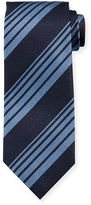 Tom Ford Woven Printed Stripe Tie