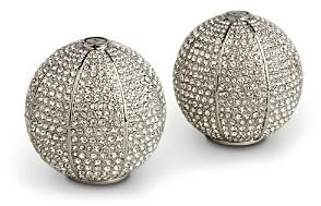 L'OBJET Pave Sphere Salt & Pepper Shakers