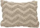 Joseph Abboud Loop Chevron Oblong Throw Pillow
