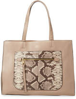Vince Camuto Women's Elvan Leather Tote Bag