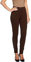 Joan Rivers Classics Collection As Is Joan Rivers Petite Stretch Twill Pants