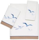 "Avanti Seagulls 27"" x 50"" Bath Towel"