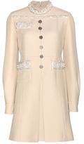 Miu Miu Wool And Silk Dress