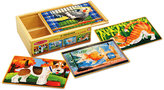 Melissa & Doug Kids Toy, Pets Puzzles in a Box