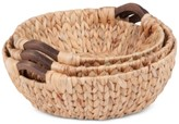 Honey-Can-Do 3-Pc. Round Storage Basket Set