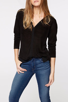 Sanctuary V-Neck Knit Top