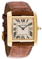 Cartier Tank Française Watch