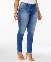 INC International Concepts Plus Size Skinny Jeans, Created for Macy's