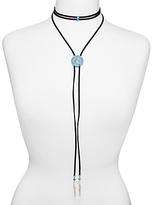 BaubleBar Salma Lariat Choker Necklace, 12