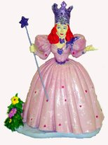 Kurt Adler The Wizard Of Oz Glinda The Good Witch Figure