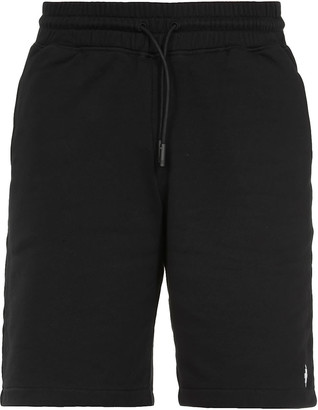Marcelo Burlon County of Milan Cross Basket Shorts