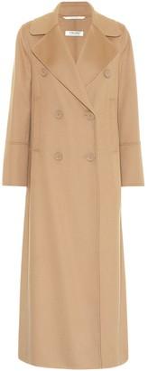 S Max Mara Custodi virgin wool coat