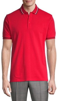 HUGO BOSS Regular-Fit Cotton Polo