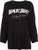 Yohji Yamamoto 'Big T' sweatshirt