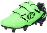 Optimum Tribal Moulded Stud, Boys' Football Boots,UK (28 EU EU)