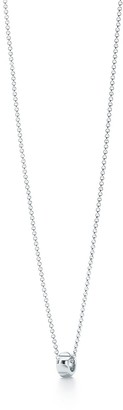Tiffany & Co. Paloma's Groove bead pendant in sterling silver