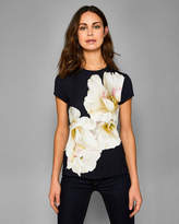 Ted Baker Gardenia fitted Tshirt