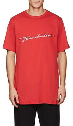 Blood Brother MEN'S PERFORMANCE COTTON T