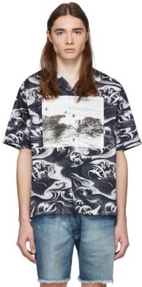 McQ Navy Billy Shirt