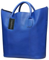 Greeniris Women Genuine Leather Top handle Handbags Crossbody Handbags Totes Purse 2-in-1 Set