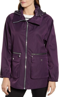 Bernardo Short Rain Jacket