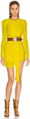 Isabel Marant Tonia Dress in Yellow | FWRD