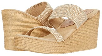 Sbicca Andorra (Natural Multi) Women's Shoes