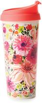 Kate Spade dahlia thermal mug