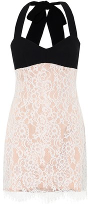 Rasario Lace minidress