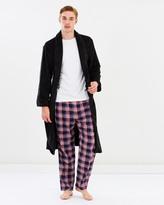 Ben Sherman Henry Fleece Robe