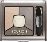 Bourjois Smokey Stories Quad Eyeshadow Number 12, Grey Rose by