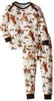 BedHead Kids - Long Sleeve Long Pants Set Boy's Pajama Sets