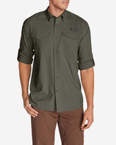 Eddie Bauer Men's Ahi Long-Sleeve Shirt