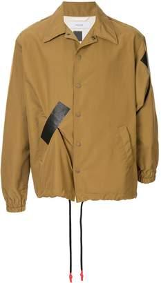 Facetasm casual tape jacket
