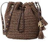 Lauren Ralph Lauren Janice Straw Bag
