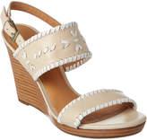 Jack Rogers Vanessa Leather Wedge Sandal