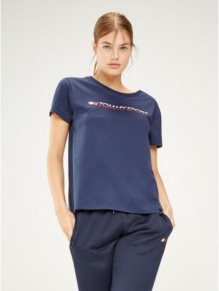 Tommy Hilfiger Wicking Logo T-Shirt