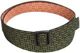 Bison Designs Slider Printed Belt - Reversible (For Men and Women)