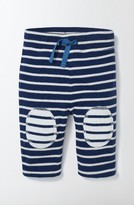 Toddler Boy's Mini Boden Reversible Knee Patch Pants