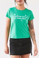 Truly Madly Deeply Everyone Loves An Irish Girl Tee