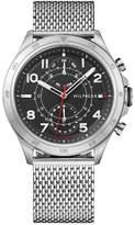 Tommy Hilfiger Men's Hudson Mesh Bracelet Watch, 45.66mm