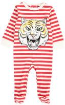 Stella McCartney Dewberry Tiger Stripe Jumpsuit