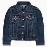 Levi's Little Girls (4-6x) Thick Stitch Trucker Jacket