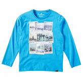 Tom Tailor Boy's Long Sleeve Graphic T-Shirt