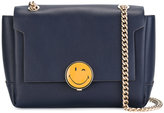 Anya Hindmarch wink face lock 'Bathurst' crossbody - women - Leather - One Size