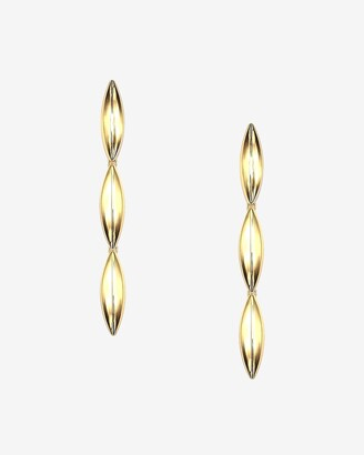 Express Tuleste Triple Talon Earrings