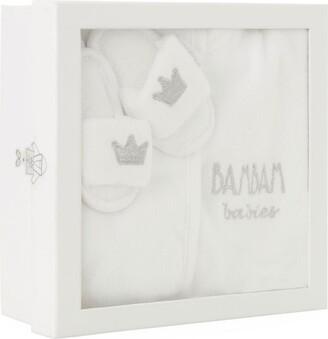 Bam Bam Baby Bath Gift Set